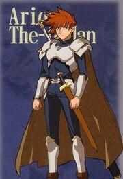 The Hero Arios