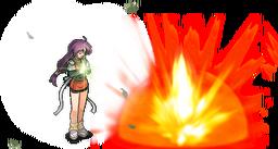 Fire-Bowl-Technique