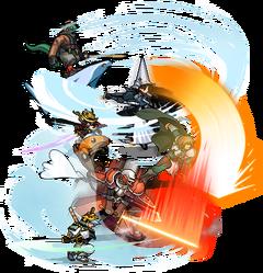 Sword-Combat