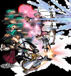Bow-Combat