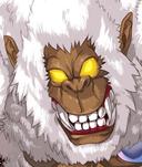 Power-Gorilla-face