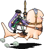 Kaiju-princess-sprite