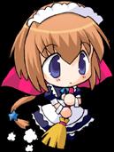 Maid-san-chibi