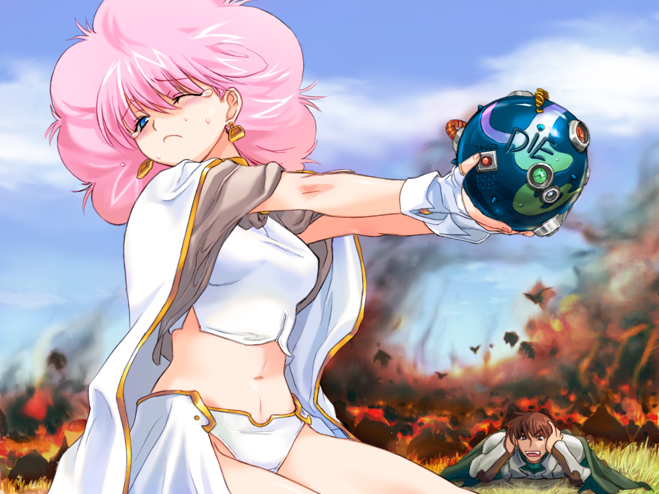 Rance 01: the quest for hikari – episode 4