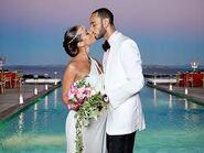Wedding of Alicia