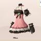 Babydoll Chiffon Dress