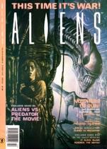 ALIENS NEWTS TALE UK MAGAZINE