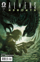 Aliens Afronta Issue1