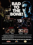 Obcy i Terminator