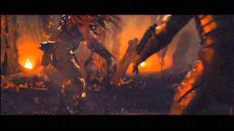 Predators Berseker Predator vs Classic Predator (1080p HD )