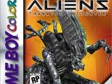 Aliens: Thanatos Encounter