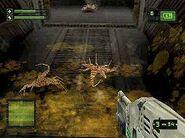 Alien Resurrection Game 7
