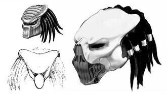 AVP Predator Mask Concepts ADI ALIEN VS PREDATOR