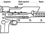 Karabin snajperski M42A