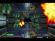 Alien 3 The Gun Level 1