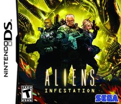 AliensInfestation
