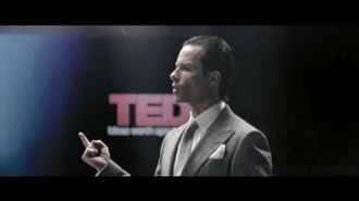 Peter Weyland at TED 2023- I will change the world (Full Length TEDTalk) HD