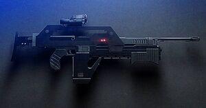 Weyland Storm Rifle