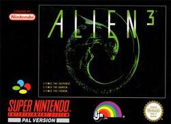 354px-Alien3 SNES Jaquette 001