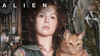 40 Years of Alien A Fan Celebration ALIEN ANTHOLOGY
