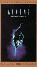 Aliens VHS