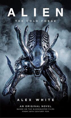 Alien The Cold Forge novel