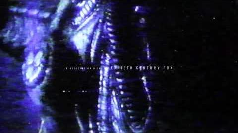 Alien Isolation Announcement Trailer