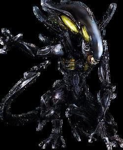 Aliens Spitter