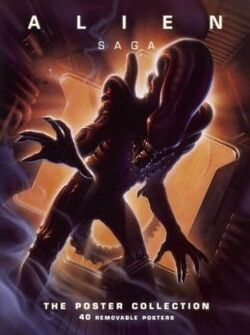 Alien Saga TPC