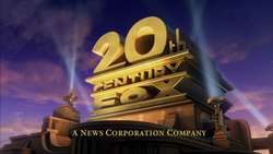 20th Century Fox current logo