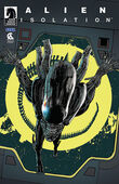 Alien Isolation comic cover