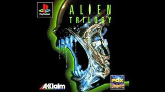 PlayStation - Alien Trilogy OST 'Track 07'