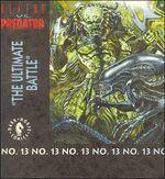 Alien vs Predator kenner comics