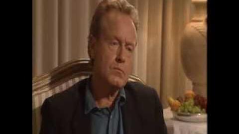 """Ridley Scott Q&A """"Alien"""" 2001"""