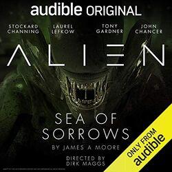 Alien Sea of Sorrow audible
