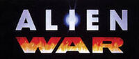 Alien War original logo