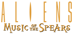 Aliens Music of the Spears logo
