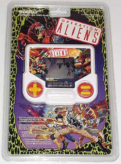 Operation Aliens game