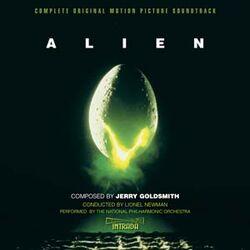 Alien score complete intrada edition