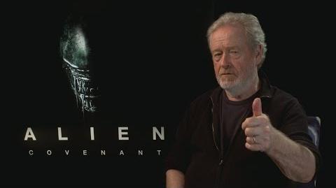 Spoiler Alert! Ridley Scott's secret plans for the future of the Alien franchise