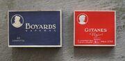 Boyards and Gitanes