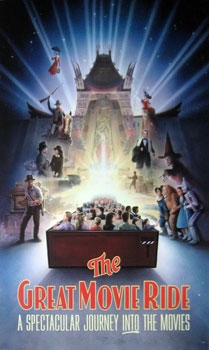 The Great Movie Ride poster