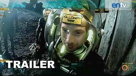 Prometheus International Trailer 3 The Prometheus Lands, Facehuggers & Alien Spaceships