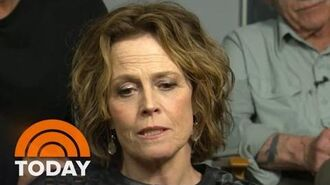 Sigourney Weaver And 'Aliens' Cast Reunite 30 Years Later TODAY