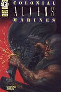 Aliens Colonial Marines Issue 7