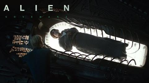 Alien Covenant Prologue The Crossing 20th Century FOX
