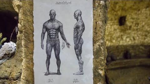 Adam Savage Explores David's Lair in Alien Covenant