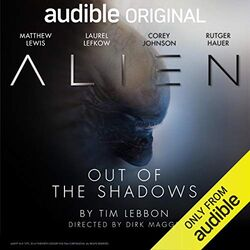 Alien Out of the Shadows audible