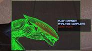 Alien Dragon weakpoint