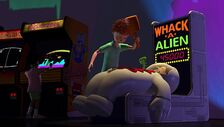 Whack-a-Alien